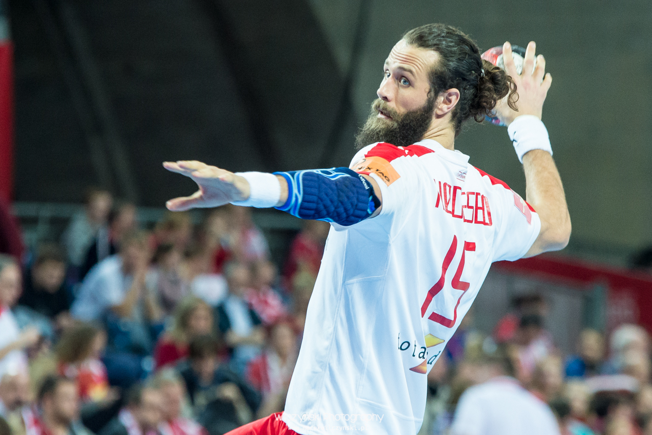 Men's EHF Euro 2016 Poland - Denmark vs France