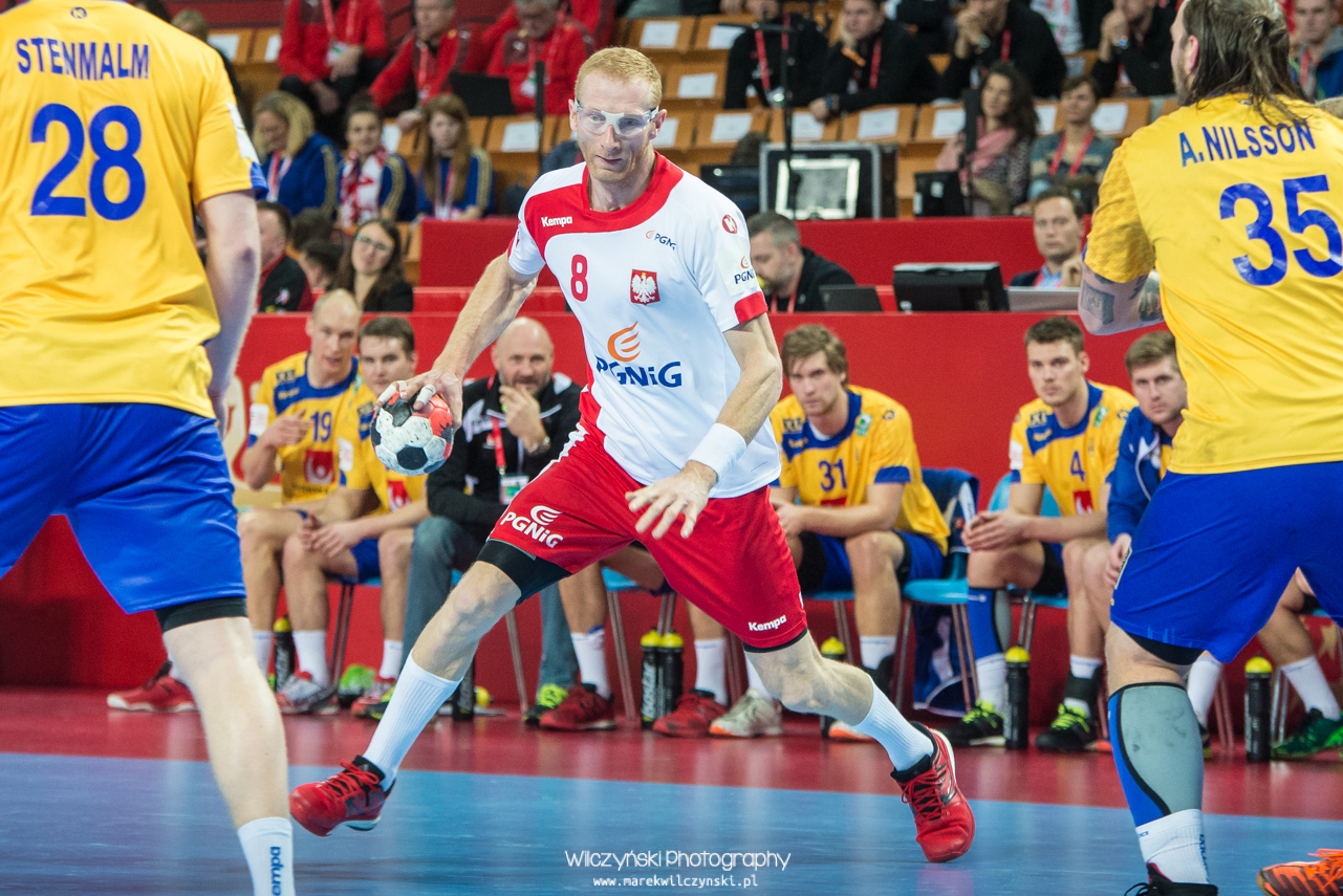 Men's EHF Euro 2016 Poland - Sweden vs Poland