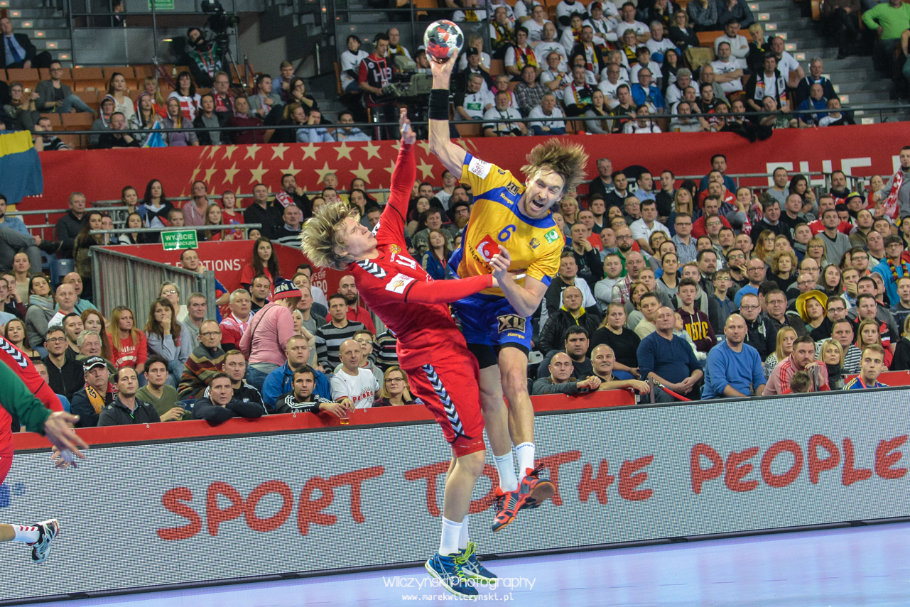 Men's EHF Euro 2016 Poland - Russia-Sweden